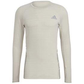 adidas Adi Runner Camiseta Manga Larga Hombre, alumina